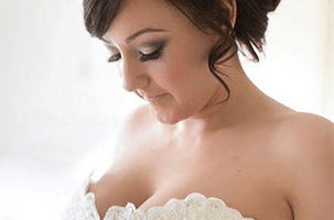 Smokey wedding makeup. wedding makeup gallery in Manchester and cheshire