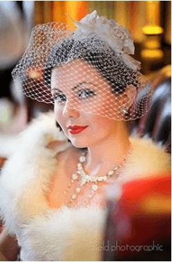 vintage bridal makeup, absolutely flawless