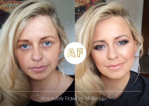 Before And After Bridesmaid Makeup Gallery Absolutely Flawless