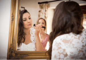 Bridal makeup, makeup touch ups, absolutely flawless